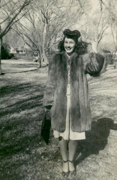 .Mink coats or beaver coats