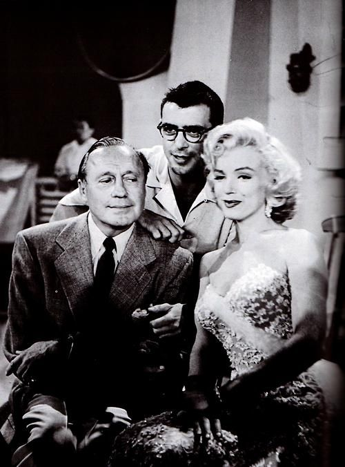 The Jack Benny Show; Marilyn's first live television appearance, September 1953. Due to contract to Fox,she could not receive money for her appearance, but received a new Cadillac from Benny
