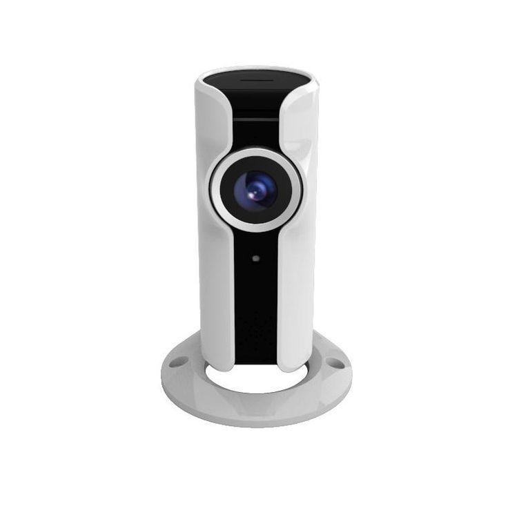 "Wifi видеокамера панорамная WIPC3 - камера ""рыбий глаз"""