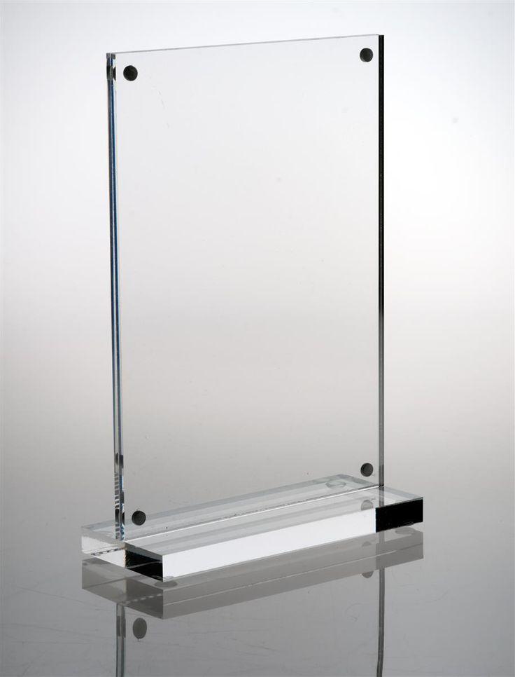how to make a frame sign holder