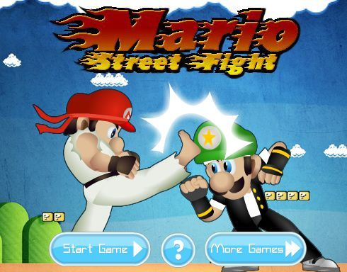 Mario Fighter Games www.supermariogame.net/mario-fighter.html