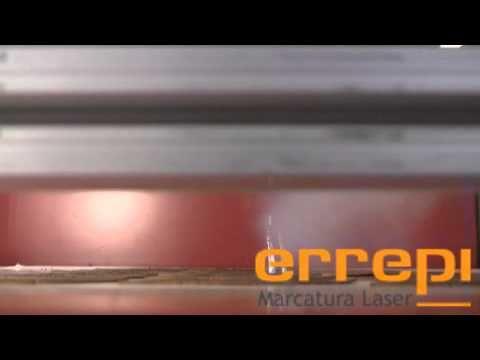 Video lavorazione laser