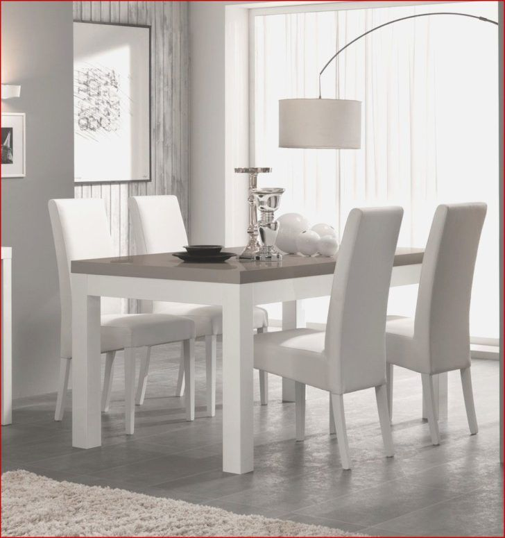 Interior Design Table A Manger Blanc Laque Salle Manger Blanc