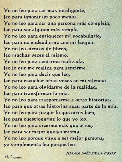 Sor Juana Ines De La Cruz!! Una mujer que entendió que el poder de la educación no es sólo un número sino la capacidad para obtener el éxito en la vida.