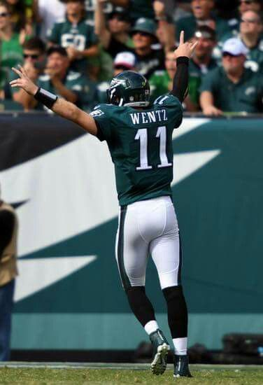 Wentz!                                                                                                                                                                                 More