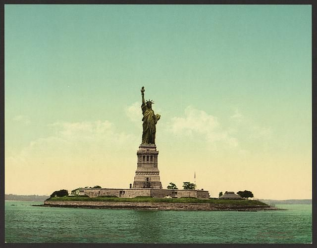 The Bowery Boys: New York City History: The Statue of Liberty turns 125 years old: Eleven facts about the almost-comic calamity that was her...