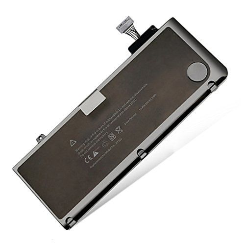 A1322 Battery for A1278 13 inch (2012 2011 2010 2009 Version), fit Macbook Pro A1278 MD101 MD101LL/A MD102 MD102LL/A MC700LL/A MB990 MB990LL/A MB991LL/A MC374 MC375 MC724LL/A MD314 MD313LL/A #Battery #inch #Version), #Macbook #MDLL/A #MCLL/A #MBLL/A