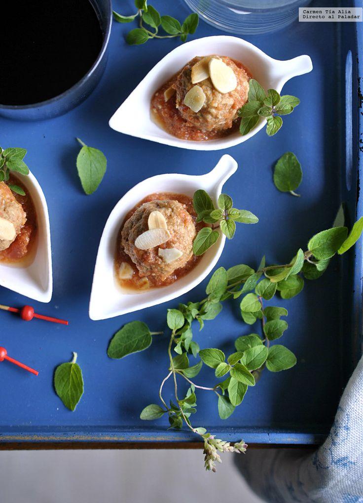 Te contamos paso a paso la elaboración de la receta de albóndigas a la provenzal el crock pot. Ingredientes, tiempo de elaboración, etc