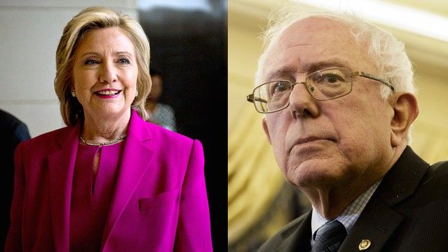 Sanders and Clinton tied in new national poll - http://bambinoides.com/sanders-and-clinton-tied-in-new-national-poll/