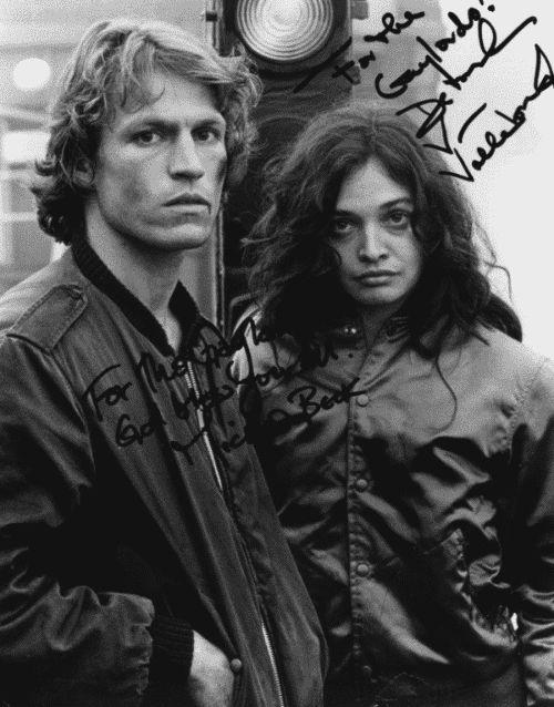 Michael Beck and Deborah Van Valkenburgh - The Warriors