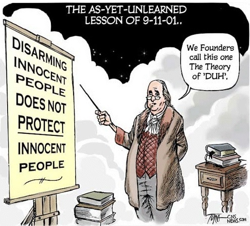 Ben Franklin, everybody