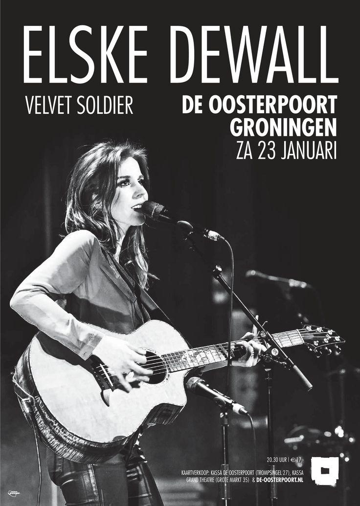 """De titel van haar derde album, 'Velvet Soldier', komt uit een nummer dat Elske schreef voor haar persoonlijke fluwelen soldaat: haar helper, degene die haar opraapt als het nodig is of samen met haar, schouder aan schouder, vecht en liefheeft. """"Een van de beste Nederlandse vocalisten van dit moment."""" (Nu.nl)"""