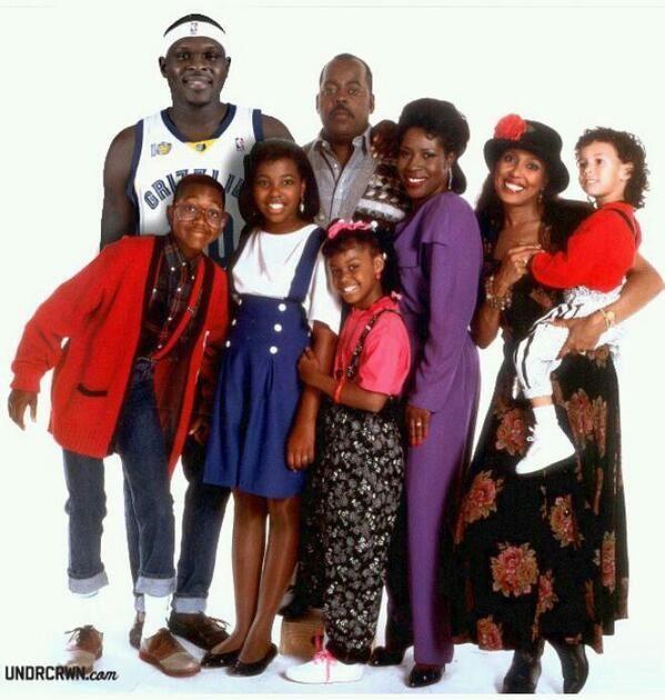 Eddie family matters zach randolph