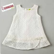 precious lace summer shift for a toddler