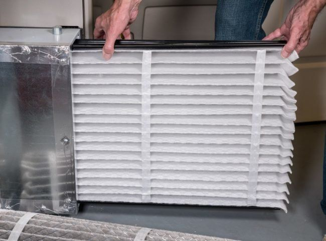 Solved How Often To Change A Furnace Filter Furnace Filters Furnace Air Filter