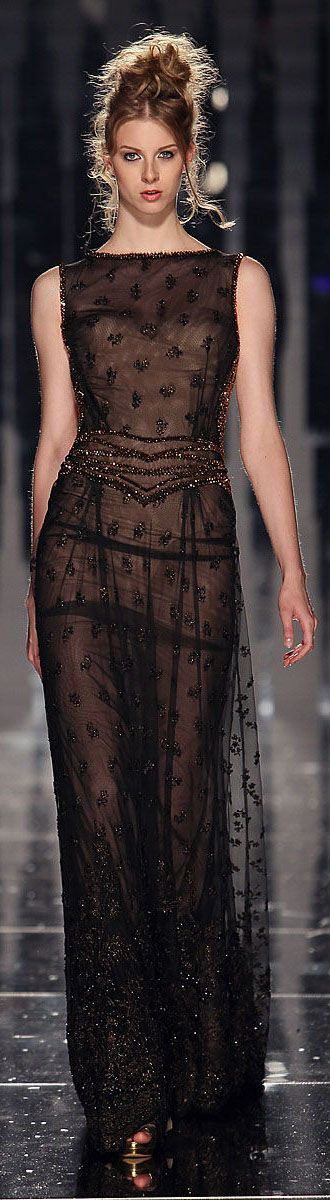 Abed Mahfouz - Couture - Fall-Winter 2011-2012