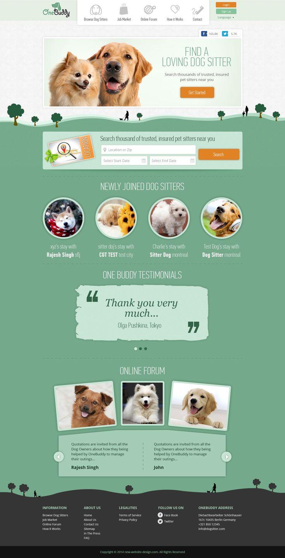 dog website