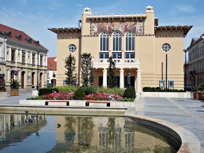 Sopron, Petőfi Theatre(Hungary)