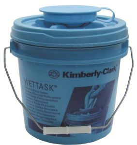 Kimberly Clark Dispenser lavete : Dozator lavete umede Wttask: KC-7921