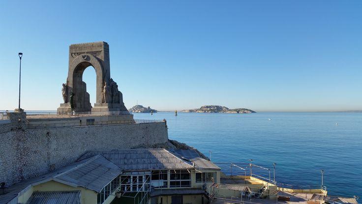 Monument aux Armées d'Orient - Marseille