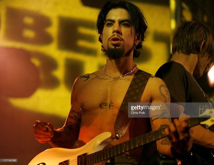 Dave Navarro performs with Camp Freddy during Best Buy Celebrates the Launch of the New Playstation 3 - Inside at Best Buy in West Hollywood, California, United States.