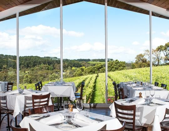 Paringa Estate, Red Hill. Wednesday long lunch.