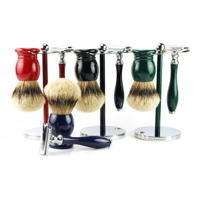 """Classic Shaving """"Spectrum"""" Shave Set with Gift Box"""