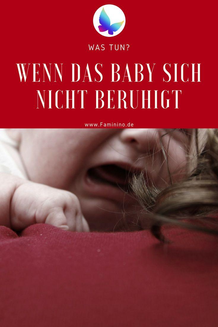 Baby Lässt Sich Tagsüber Nicht Ablegen