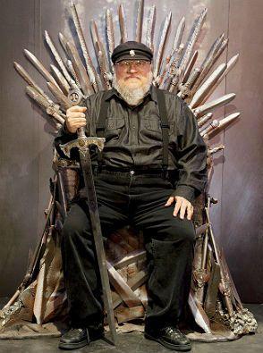 george rr martin trono de ferro 1