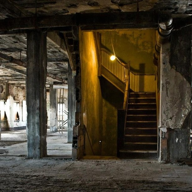 Haunted Abandoned Places In St Louis: 26 Best Abandoned St. Louis Images On Pinterest