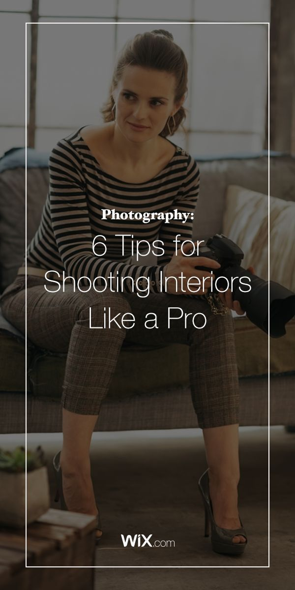 From lighting to staging, use these expert tips for taking professional pictures of your home and office space to give your website's images extra sparkle.