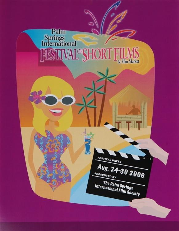 Shortfest 2006 Poster