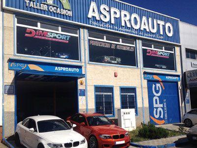 Servicio de Talleres en Huelva. Taller de mecánica en general multimarca especializado en reparación de vehículos de primera línea.  Más info http://www.asproauto.com/taller-mecanico-automoviles.htm