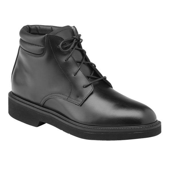 Rocky Professional Dress Chukka Shoe Black 7W