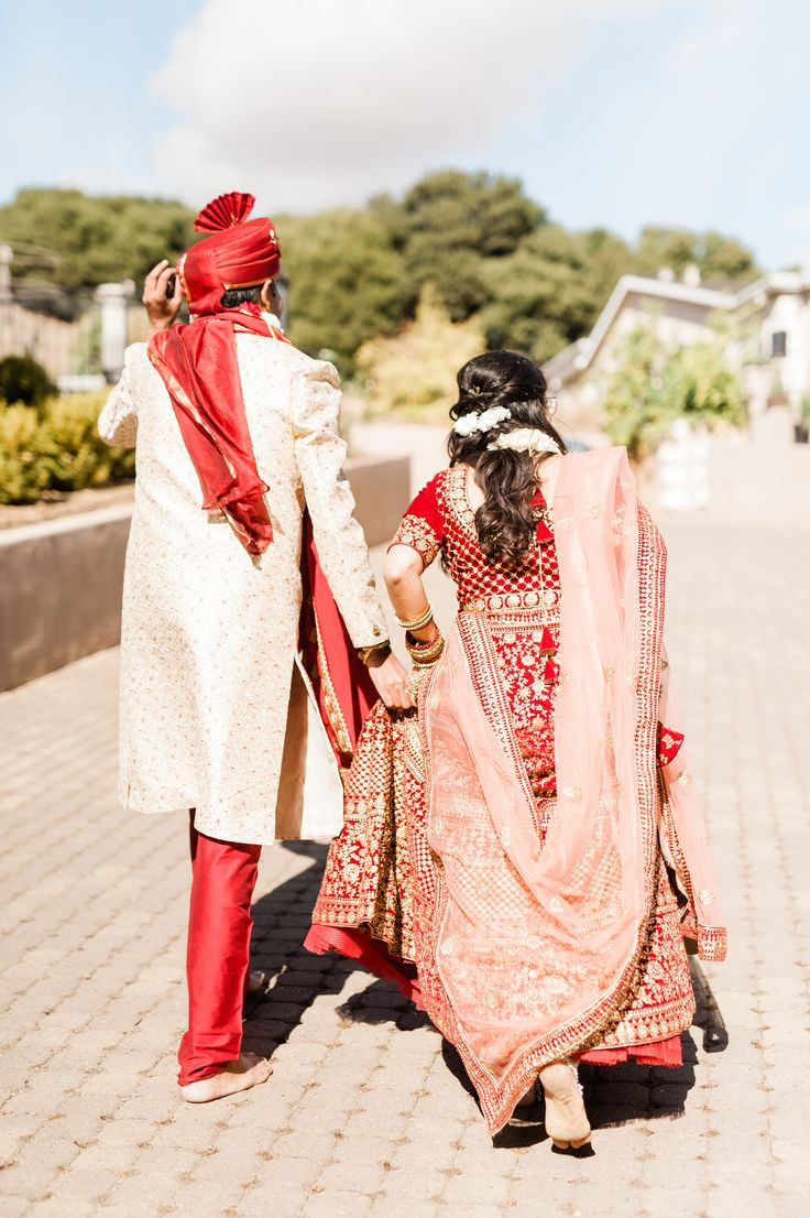 Bay Area Indian Wedding Indian Wedding Inspiration Indian Wedding Intimate Wedding