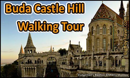 Budapest Castle Hill Walking Tour