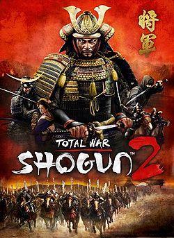 Shogun 2: Total War box art