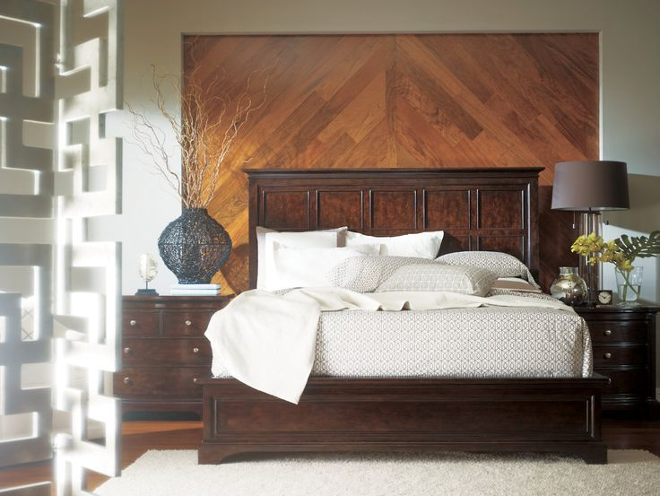 Wayfair   The Classic Portfolio Transitional Panel Bedroom Collection