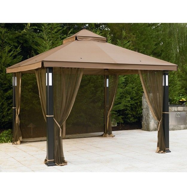 9x9 Pergolas And Gazebos Designs Pergola Gazebo Design