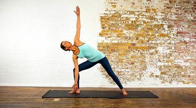 Yoga Poses | YOGA.com