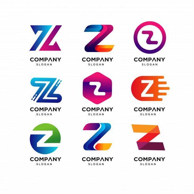 Modeles De Lettres Modernes Avec Logo Z Modeles De Lettres Modeles Logo Logo Moderne