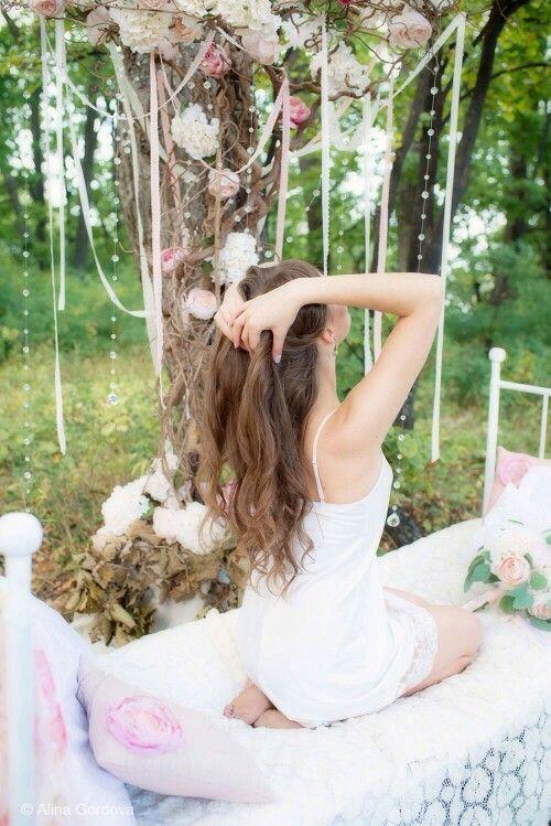 Прям утро невесты!))