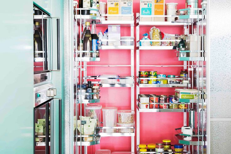 Ten ideas for a tip-top pantry