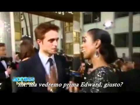 ACCESS HOLLYWOOD interview GOLDEN GLOBES 2011