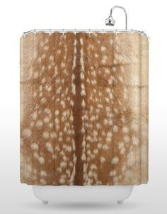 Our art print shower curtains are made in the USA from 100% polyester and feature a 12 button-hole top for easy hanging. Wash'em or dry'em as often as you'd like, they'll stand up to repeated cleaning