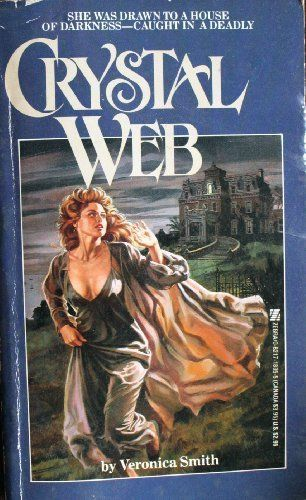USED (GD) Crystal Web by Veronica Smith
