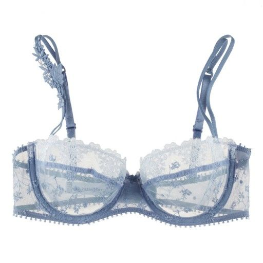 Passionata White Nights Demi Bra | Journelle Fine Lingerie