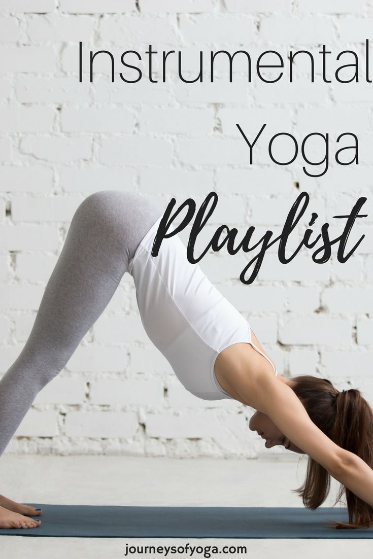 Instrumental yoga music lists are harder to find than you would think. This list of 20 songs is just what you are looking for!