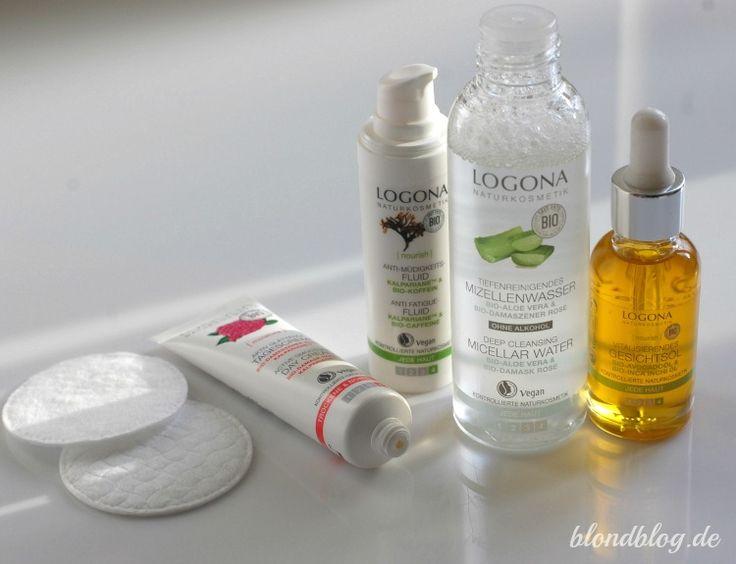 LOGONA vitalisierendes Gesichtsöl TEST   Mit Avocadöl & Sacha Inchi-Öl