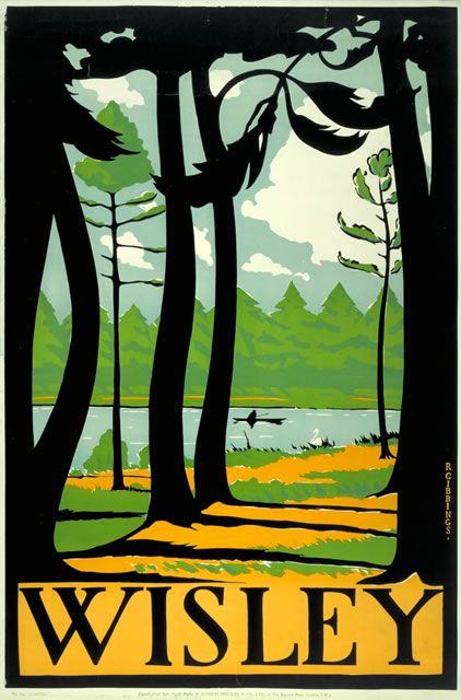 "Robert John Gibbings, ""Wisley"" (1922)"